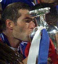 La Coupe d'Europe en 2000