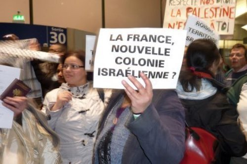 Bienvenue en Palestine : des passagers interdits de vol, le racisme d'Israël en lumière