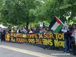 Contre les injustices, un autre 8-Mai commémoré dans les rues parisiennes