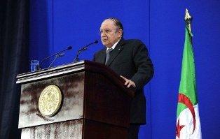 Le président Abdelaziz Bouteflika au pouvoir depuis 1999.