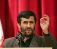 Mahmoud Ahmadinejad, président iranien