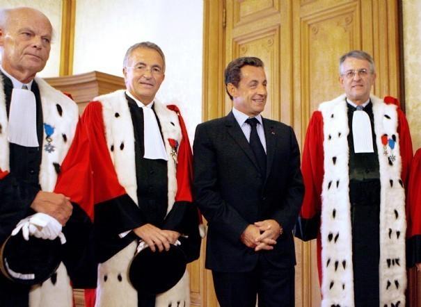 Nicolas Sarkozy, un justiciable bientôt comme un autre au 15 juin 2012.