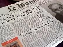 Faire-part de deuil : décès de l'éthique journalistique de la direction du journal Le Monde