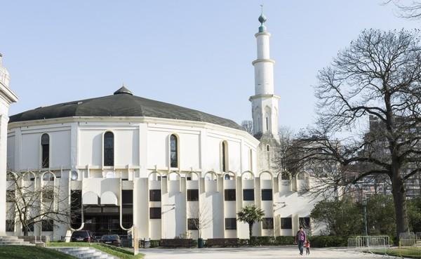 Coronavirus : la Grande Mosquée de Bruxelles fermée pour la prière du vendredi jusqu'à nouvel ordre