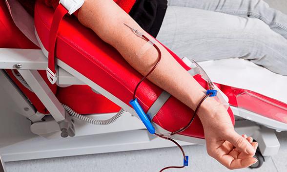 Coronavirus : l'appel de l'EFS à faire des dons du sang, toujours essentiels