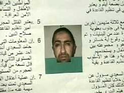 Irak : arrestation d un chef de la guerrilla sunnite