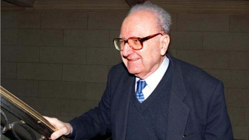 Roger Garaudy, l'amoureux de Cordoue accusé de négationnisme, est décédé