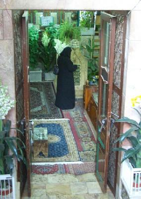 Mausolée d'Ibn Arabi