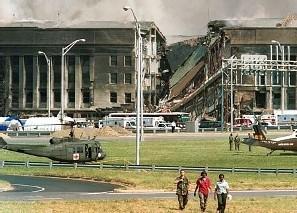 Pentagone, 11 septebembre 2001