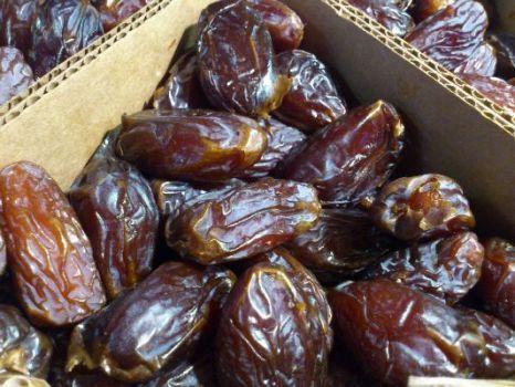 Un appel au boycott des dattes israéliennes est à nouveau lancé à l'approche du Ramadan 2012.
