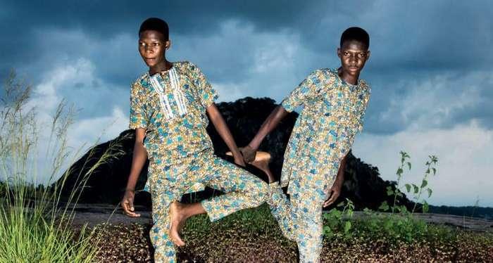 Land of Ibeji © Sanne de Wilde et Bénédicte Kurzen/Noor