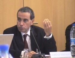 Laurent Stefanini, conseiller pour les affaires religieuses au ministère des affaires étrangères