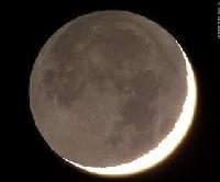 L'apparition de la nouvelle lune détermine le début du Ramadan