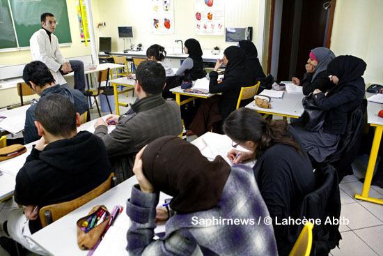 Baccalauréat 2012 : de 93 à 100 % de réussite dans les lycées privés musulmans