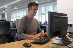 Joachim Barbier, journaliste sportif (So Foot)