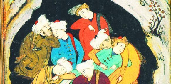 Des martyrs chrétiens saints d'islam : les gens de la Caverne