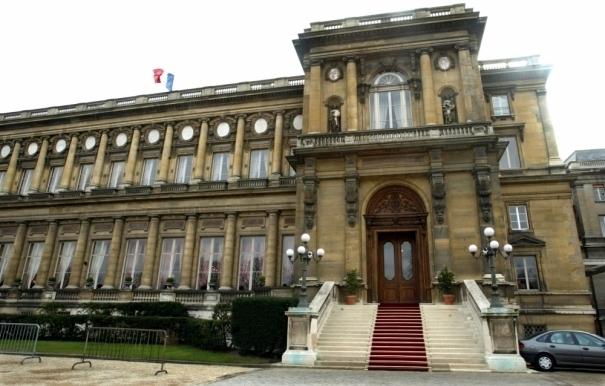 Le Quai d'Orsay.