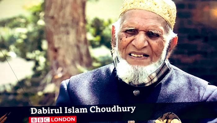 Contre le Covid-19, un centenaire musulman sur les pas de Captain Tom, héros au Royaume-Uni
