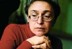 Anna Politkovskaïa : mort d'une femme d'exception