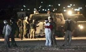 Palestine : violences et arrestations