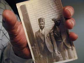 Hajj Wali Akram, considéré comme l'un des pionniers des musulmans noirs américains.