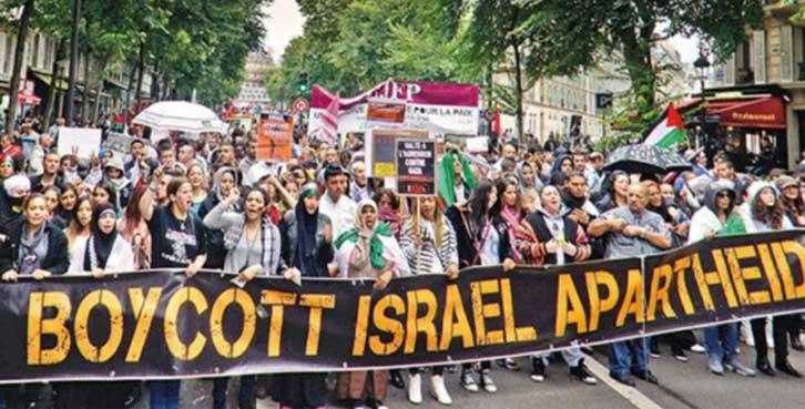 Boycott des produits d'Israël : la France condamnée par la CEDH, une victoire pour le mouvement BDS