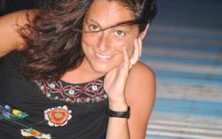 Anne-Sophie Chast, participante au Trophée Roses des Sables.