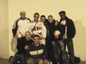 Equipe de Créteil Parisienne Futsal Club