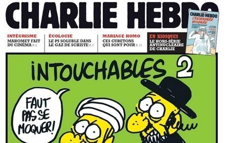 Charlie Hebdo publie à nouveau des caricatures du Prophète Muhammad.