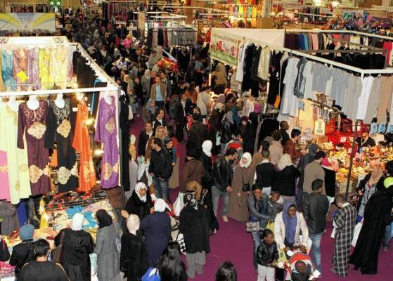 La Belgique accueille la première édition de la Foire musulmane de Bruxelles du 28 septembre au 1er octobre à Tour et Taxis.
