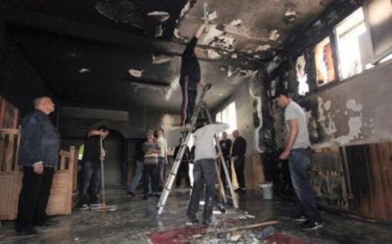 Deux jeunes hommes ont été mis en examen pour l'incendie criminel d'un lieu de culte musulman à Ajaccio en avril 2012.