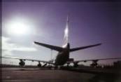 L'aéroport Roissy Charles de Gaulle.
