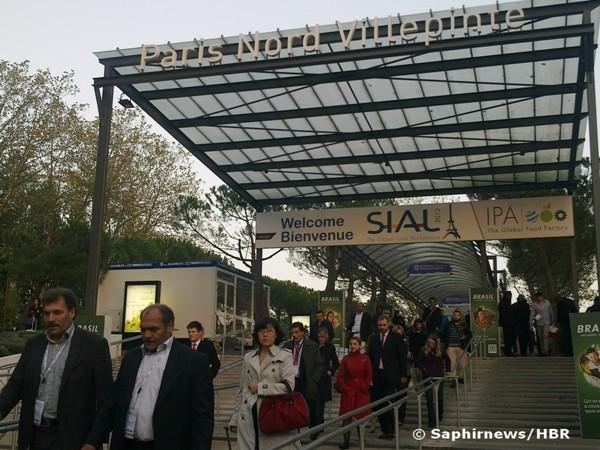 La présence du halal plus marquée au SIAL 2012