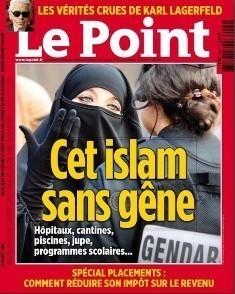 Lettre ouverte aux dirigeants du « Point » : une islamophobie sans gêne ?
