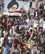 Les chiites irakiens célèbrent la nouvelle
