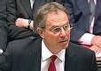 Le Premier ministre britannique Tony Blair