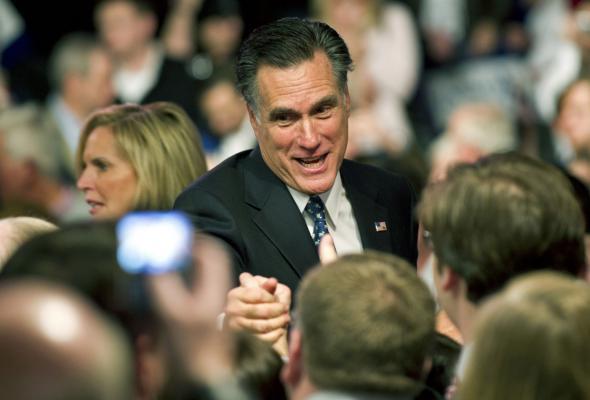 Mitt Romney, le premier mormon à la tête des Etats-Unis ? Résultats le 6 novembre.