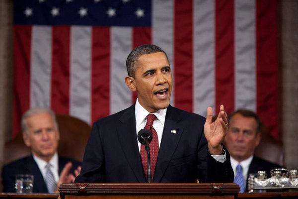 Barack Obama, président des Etats-Unis, réélu le 6 novembre 2012. (Photo : © Official White House / Pete Souza) )