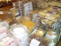 La zlabia et le makrout font partie des gâteaux les mieux vendus