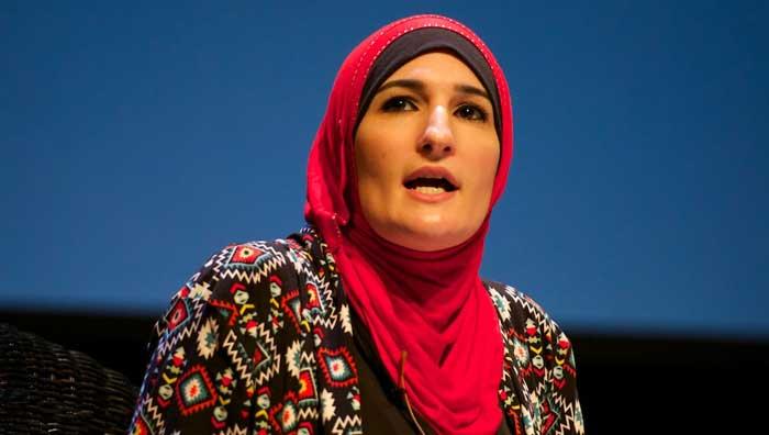 L'activiste américaine d'origine palestinienne Linda Sarsour. © Festival of faiths