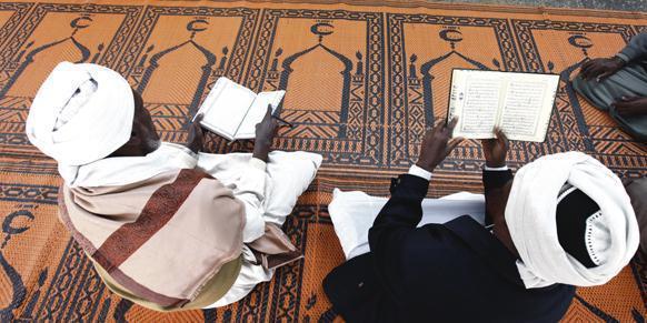 En Afrique de l'Est, l'islam se comprend en swahili