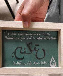 Avec Sakana, un tour de France des mosquées à vélo pour sensibiliser à l'écologie et inciter à l'action