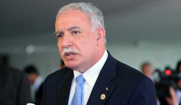 Le ministre palestinien des Affaires étrangères, Riyad al-Maliki a annoncé le 22 septembre que la Palestine renonçait a exercé la présidence de la Ligue arabe. © Roosewelt Pinheiro/ABr/CCA 3.0