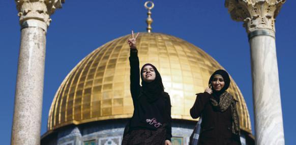 Pourquoi les musulmans aiment la Palestine