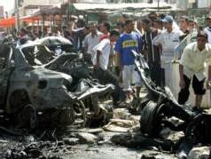 Bagdad à feu et à sang