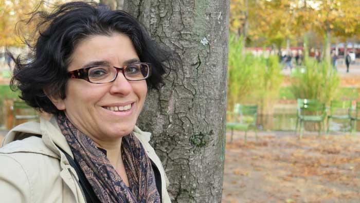 Dix ans après l'interdiction de la loi anti-niqab, la sociologue est l'auteure de « Derrière le niqab », un livre-enquête inédit autour du phénomène du voile intégral en France. © DR / Saphirnews