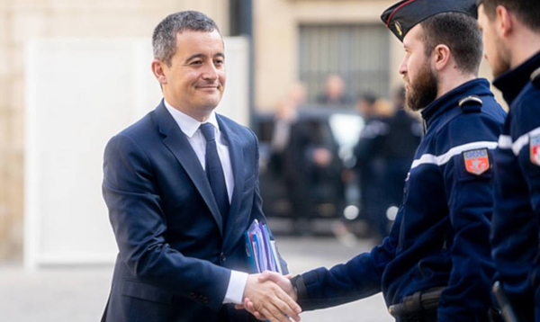 Après l'attentat de Conflans, Gérald Darmanin veut la dissolution du CCIF