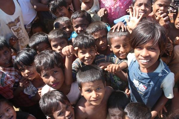 Le nettoyage ethnique des musulmans de Birmanie.
