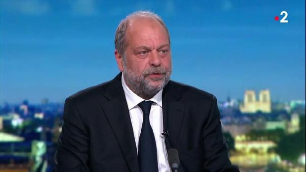 « Ce qui distingue la civilisation de la barbarie, c'est l'Etat de droit » : Éric Dupond-Moretti réagit après l'attentat de Conflans
