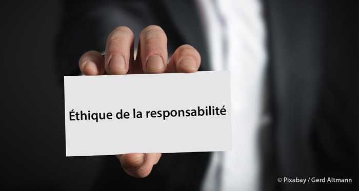 De l'éthique de la responsabilité contre l'esprit victimaire